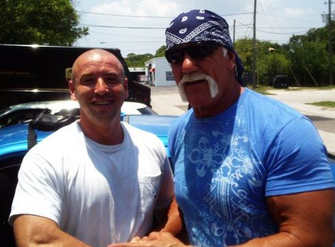 The Hulkster and I