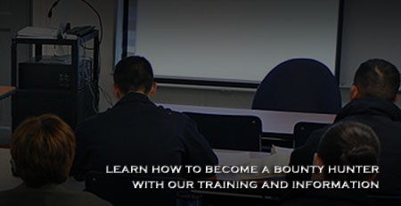 Bounty Hunter Training and Education Class