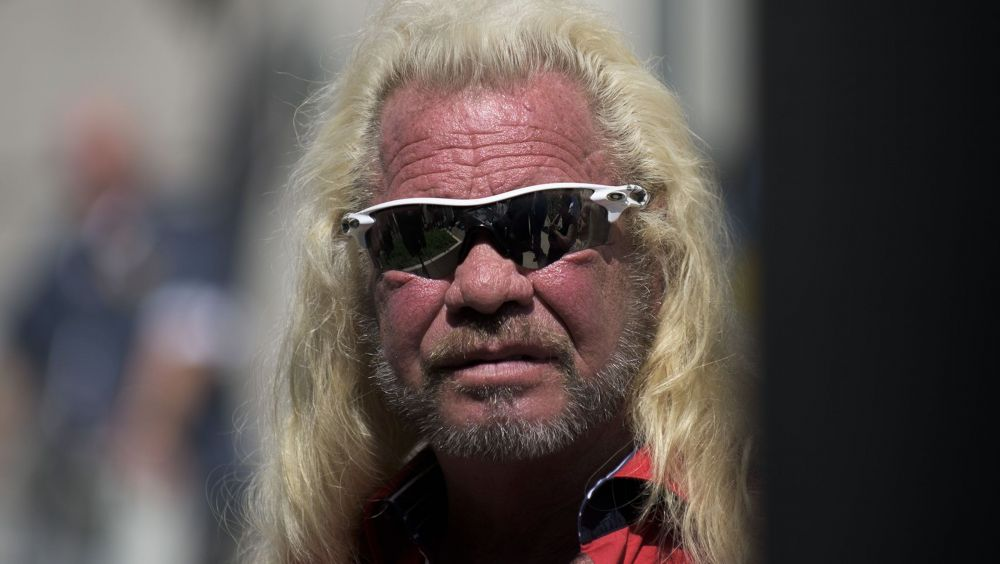 Dog the Bounty Hunter says he's joining Shawn Christy manhunt