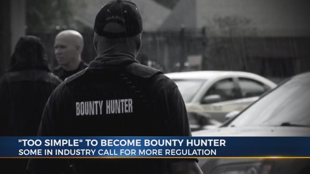 After shooting, some are calling for change in Bounty Hunter industry
