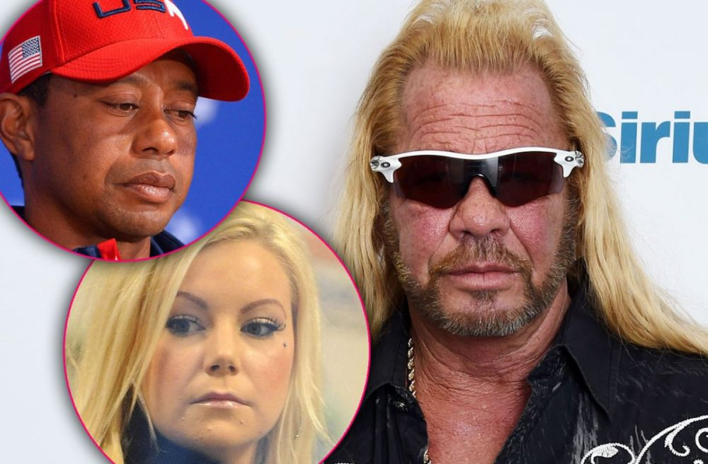 Dog The Bounty Hunter Captures Tiger Woods Ex-Mistress Jamie Jungers