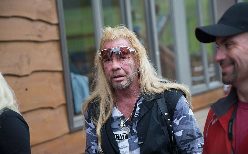 'Dog the Bounty Hunter' Denies Assault Allegation After Airport Confrontation