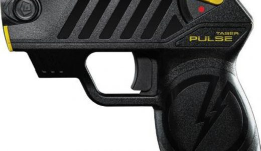 Product Review: Taser Pulse with 2 Live Cartridges