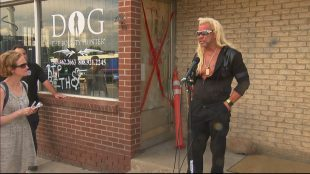 Duane 'Dog' Chapman Offers 'LARGE CASH REWARD' After Break-In At His Business