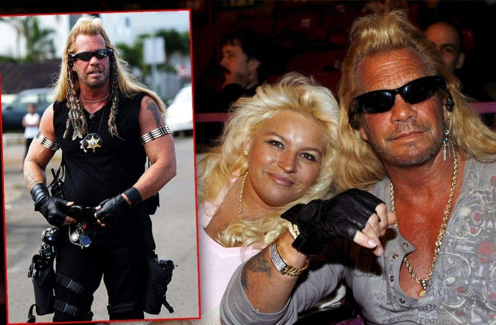 Duane Dog Chapman Beats Blues By Busting Bad Guys!