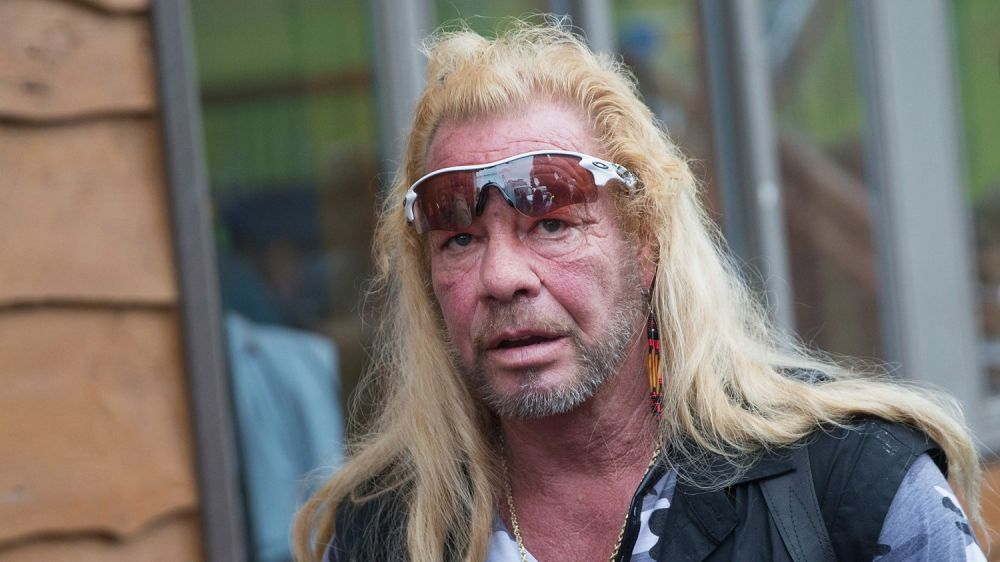 Report: 'Dog The Bounty Hunter' Star Duane Chapman Diagnosed With Pulmonary Embolism