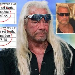 Dog the Bounty Hunter rocked by $75,000 bill for late wife Beth's credit card debt